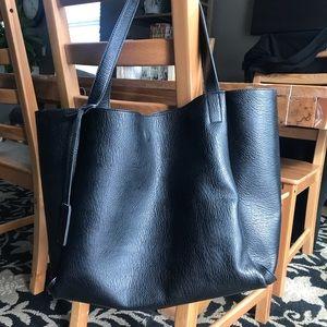 silence + noise Bags - EUC silence + Noise modern tote bag